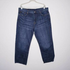 Lucky Brand Men's Straight Leg Short Inseam Denim